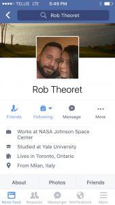 Robert Theoret RCMP Informant