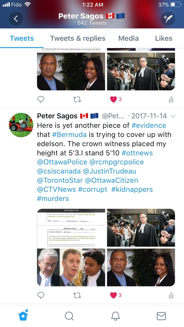 Twitter Archive - Peter Sagos deleted Tweets  July 2017 to